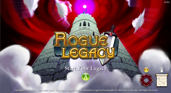 Rogue Legacy - They have done me proud