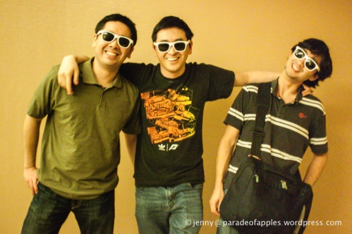 Kenny, Teddy and Benny