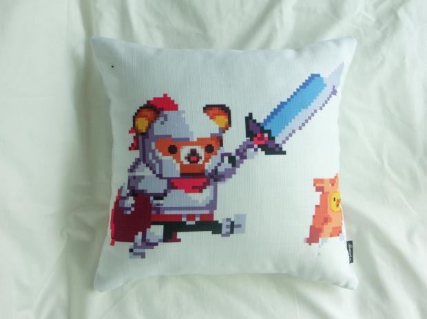 RL Bear Pillow-0622